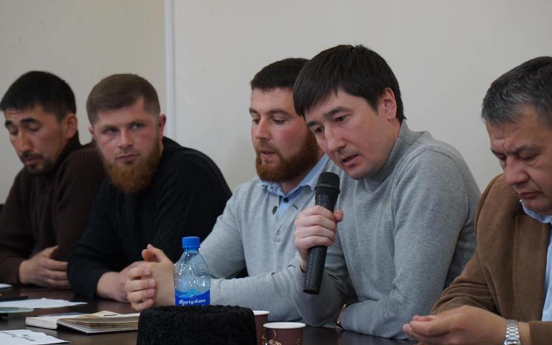 Защита 23 крымских татар