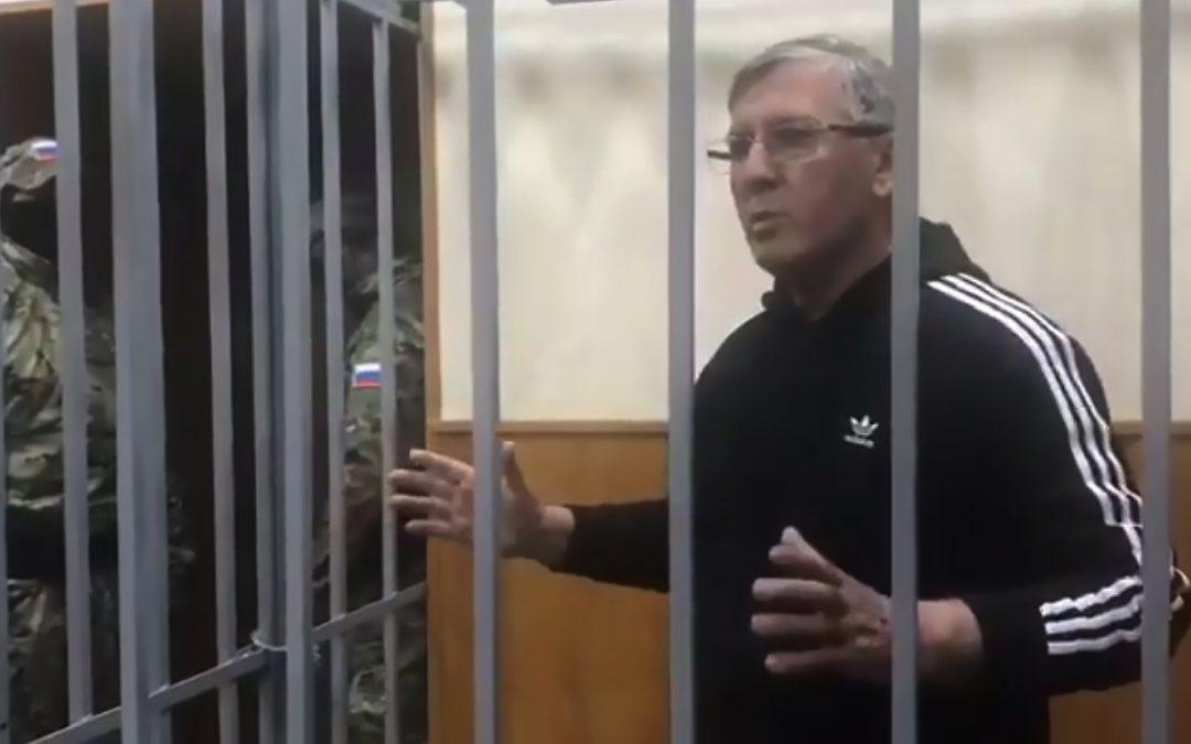 В поддержку арестованного московского адвоката Дагира Хасавова